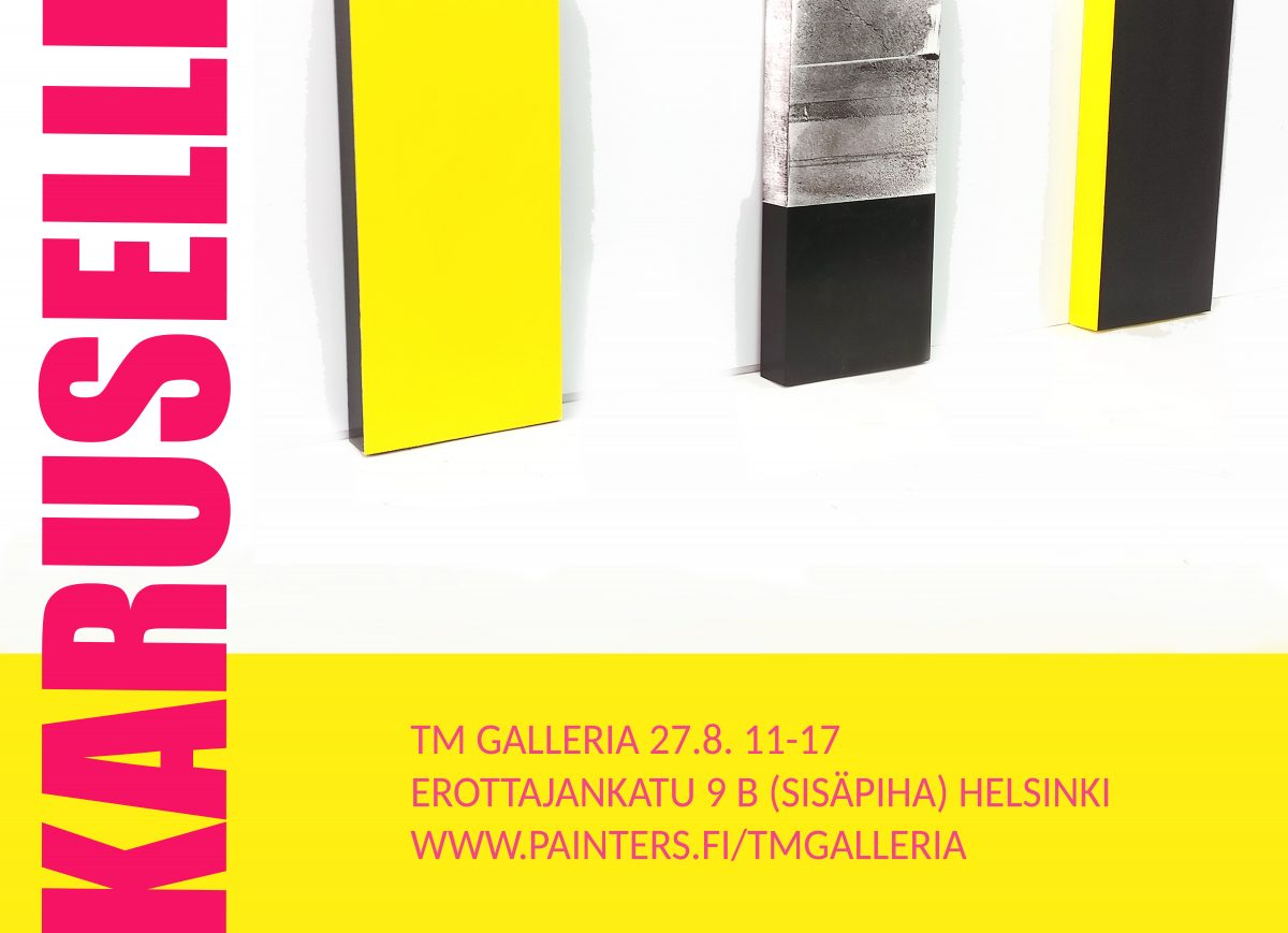 KARUSELLI / TM Galleria, Helsinki